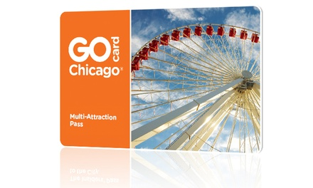 Two-Day All-Inclusive Go Chicago Card Including Free Admission to 20+ Popular Chicago Attractions