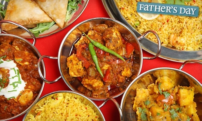 India Kitchen - Albuquerque: $10 for $20 Worth of Indian Fusion Fare at India Kitchen