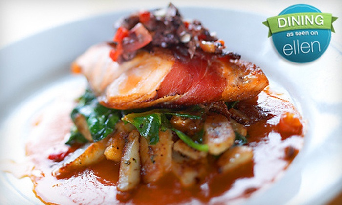 Equinox Restaurant and Bar - Boise: Eclectic Seasonal Dinner or Brunch at Equinox Restaurant and Bar