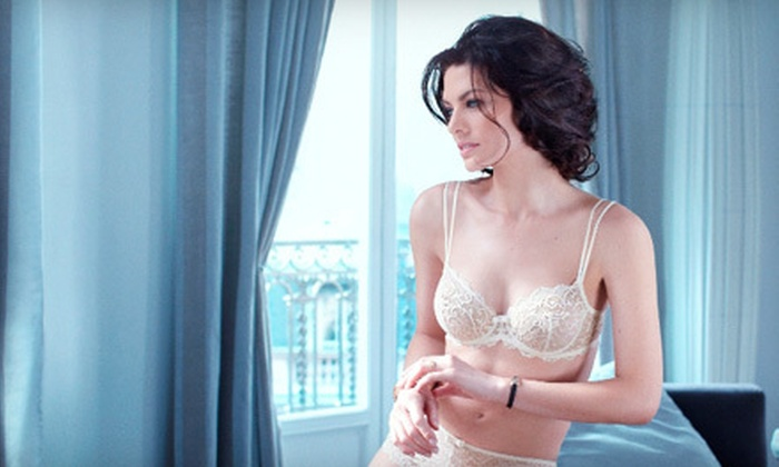 Chrysi's Bra Boutique - Greentree: $25 for $50 Worth of Designer Lingerie at Chrysi's Bra Boutique in Cherry Hill, New Jersey