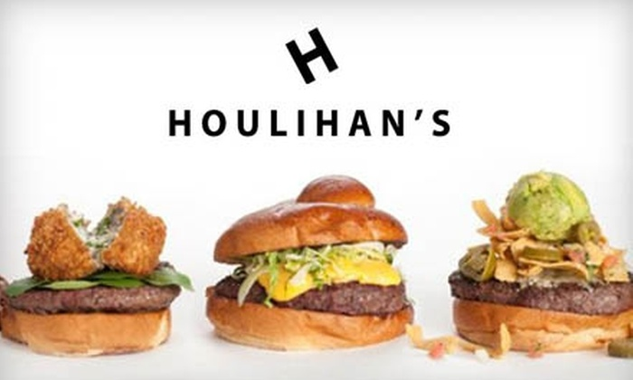 Houlihan's - Multiple Locations: $10 for $20 Worth of Handmade Fare and Drinks at Houlihan's