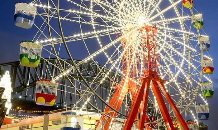 Luna Park Unlimited Ride Pass - Luna Park Sydney | Groupon | 700 x 420 jpeg 190kB