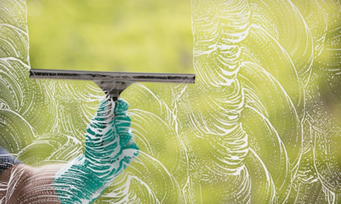Crystal Clear Window Cleaning - Pensacola / Emerald Coast: Cleaning for 10 or 20 Windows from Crystal Clear Window Cleaning (Up to 65% Off)