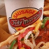 Jody Maroni - Multiple Locations: $5 for Any Two Sausage Sandwiches at Jody Maroni's Sausage Kingdom ($12 Value)