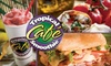 Tropical Smoothie Café - West Chester: $5 for $10 Worth of Smoothies, Salads, Sandwiches, and More at Tropical Smoothie Café