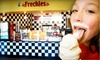 Freckles Frozen Custard - Multiple Locations: $4 for $8 Worth of Old-Fashioned, Homemade Custard Creations and More at Freckles Frozen Custard. Choose from Three Locations.