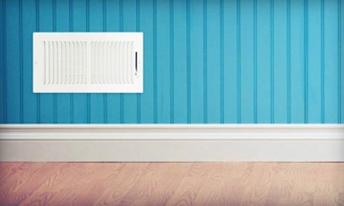 Anovva - Orlando: $49 for an Air-Duct-Cleaning Package from Anovva ($192.91 Value)