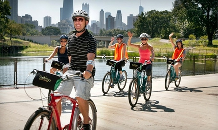 Bobby's Bike Hike - Near North Side: $18 for a Chicago Bike Tour from Bobby's Bike Hike ($35 Value)