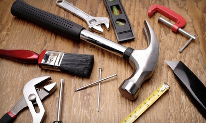 LVH Construction - Fenton: $40 for One Hour of Handyman Services from LVH Construction ($80 Value)