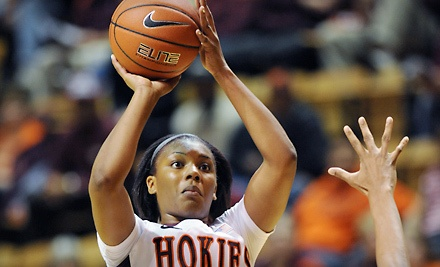 Virgnia Tech Hokies vs. Florida State Seminoles at Cassell Coliseum on Sun., Jan. 8 at 2PM: General Admission for 2 - Virginia Tech Hokies in Blacksburg