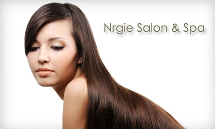 Nrgie Salon & Spa - Rossford: $50 for $100 Worth of Services at Nrgie Salon & Spa