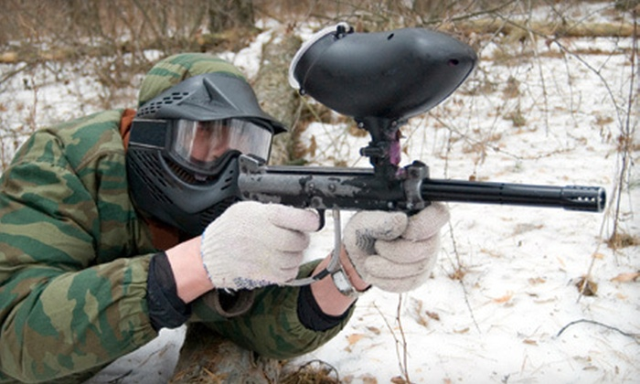907 Paintball - South Anchorage Sports Park: $35 for a Paintball Outing for Two at 907 Paintball ($90 Value)