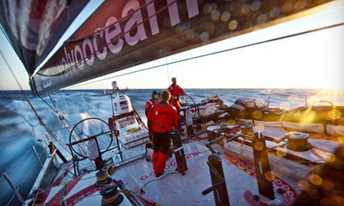 Volvo Ocean Race - Miami: $350 for a VIP Spectator-Yacht Charter to Volvo Ocean Race International Sailing Race on May 19 or 20 ($700 Value)