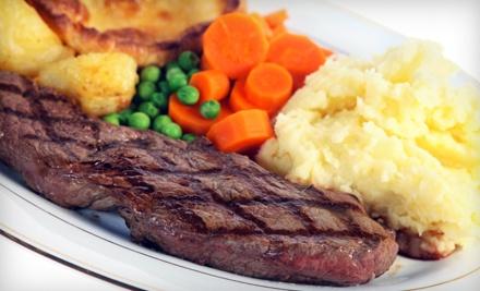 Dinner for 2 (up to a $58 value) - Mariann Restaurant in Scottsburg