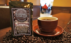 Specialty Coffee, Fresh Baked Pastries, and Paninis Made at MochaLisa's Caffe (50% Off). Two Options Available.