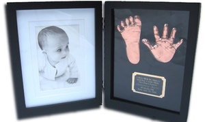 Bronzed Memories: $50 for $100 Toward Bronzed Handprint and Footprint Keepsakes from Bronzed Memories