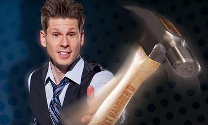 Mike Hammer Comedy Magic Show  - Downtown: $25 for a Mike Hammer Comedy Magic Show for Two and an Autographed Poster at Four Queens Hotel and Casino ($50 Value)
