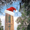 Holiday Tour at Bok Tower Gardens in Lake Wales