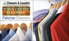 7th Avenue Cleaners, Palomar Cleaners, Town Cleaners - Encinitas: $30 for $70 Worth of Dry Cleaning Services and More from 7th Avenue Cleaners & Laundry, Palomar Cleaners, and Town Center Cleaners