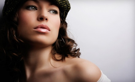 Styling Package (a $110 total value) - Christopher Marcus Salon in Cincinnati