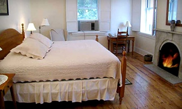 Christopher Dodge House Inn - Smith Hill: $89 for a One-night Stay at Christopher Dodge House Inn (Up to $179 Value)