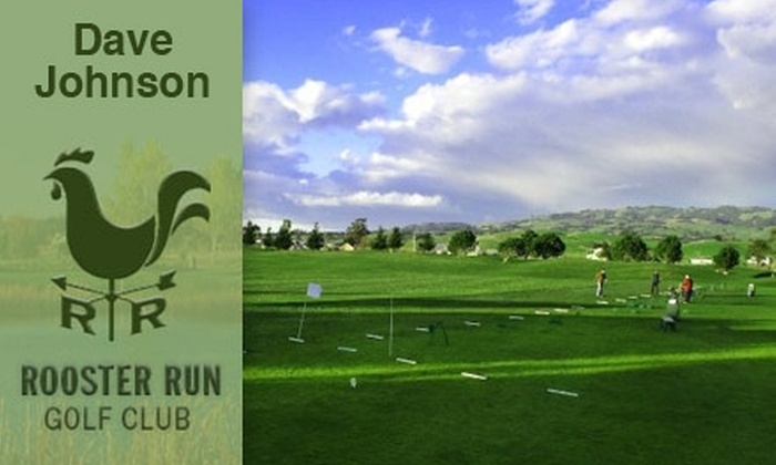 Dave Johnson PGA - Petaluma: $45 for a Two-Hour Group Golf Lesson with Dave Johnson PGA