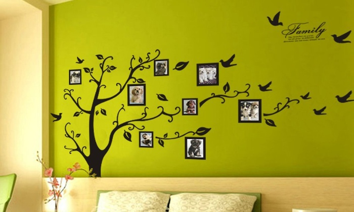Stickers da muro groupon goods - Stickers da muro ikea ...