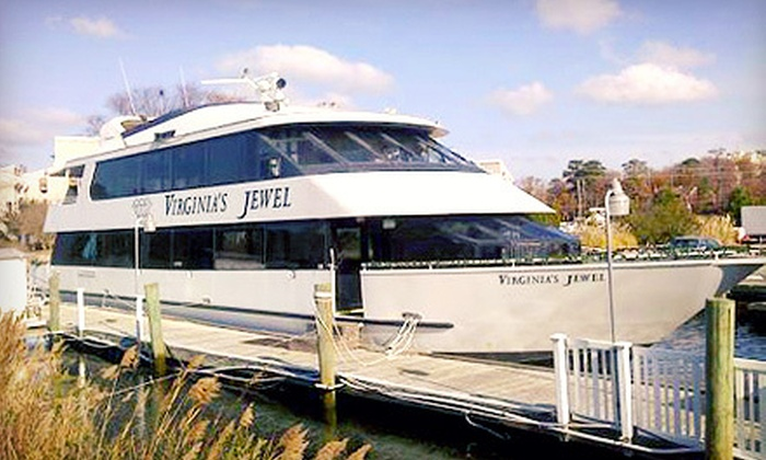 Capital Yacht Charters - Southwest Washington: One or Two Tickets to a Three-Hour Mexican Dinner and Wine Cruise from Capital Yacht Charters (Up to 52% Off)