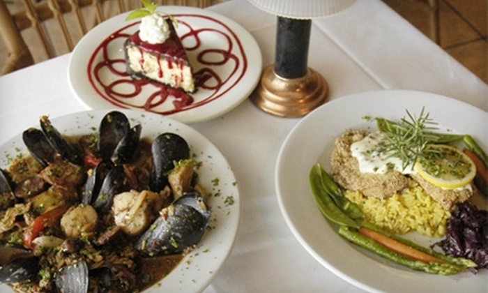 Sunshine Seafood Cafe & Lounge - Cypress Lake: Seafood Fare for Dinner or Lunch at Sunshine Seafood Café & Lounge