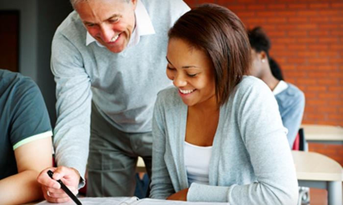 Algebra Is Easy: $48 for Algebra or ACT/SAT Online Prep Classes from Algebra is Easy ($99 Value)