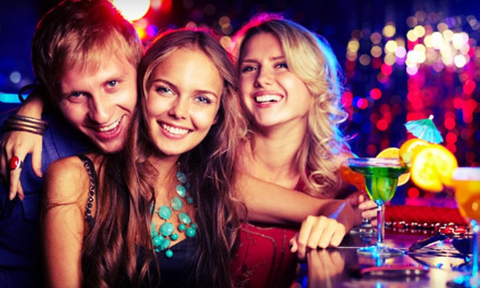 The Night Train - Las Vegas: $49 for The Night Train Club-Hopping Package from Maxim Travel ($99 Value)