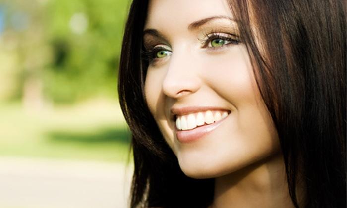 The Art of Dentistry by Dr. Stephen J. Gershberg - Bryn Mawr: Custom Whitening Kit or Dental Exam, Cleaning, and Teeth Whitening from The Art of Dentistry by Dr. Stephen Gershberg in Bryn Mawr