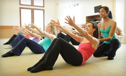 3 Drop-In Fitness Classes - The Dailey Method in Roseville