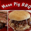 $5 for Barbecue at The Mean Pig