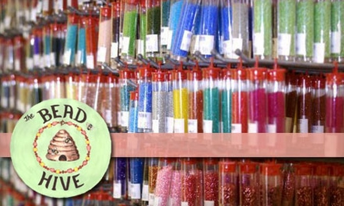 Bead Hive - Coopersburg: $10 for $20 Worth of Beading Supplies at the Bead Hive