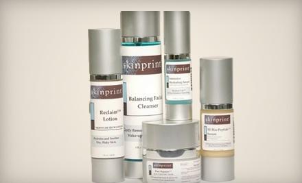 $90 Groupon to Skinprint - Skinprint in