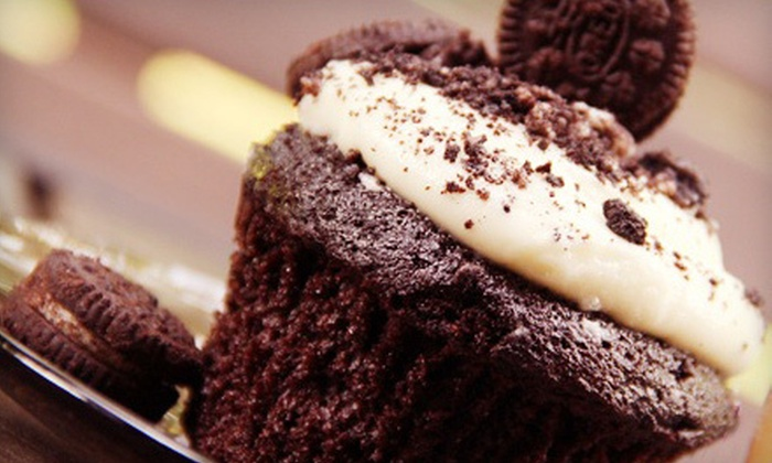 Ganache Premium Cakes & Confections - Buckland: $15 for One Dozen Gourmet Cupcakes at Ganache Premium Cakes & Confections in South Windsor ($30 Value)