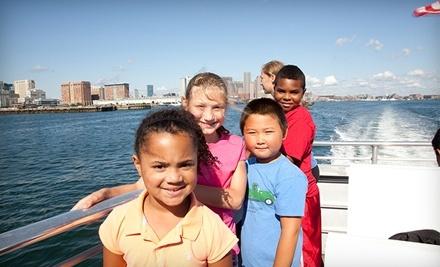$14 Donation to Boston Harbor Island Alliance - Boston Island Harbor Alliance in