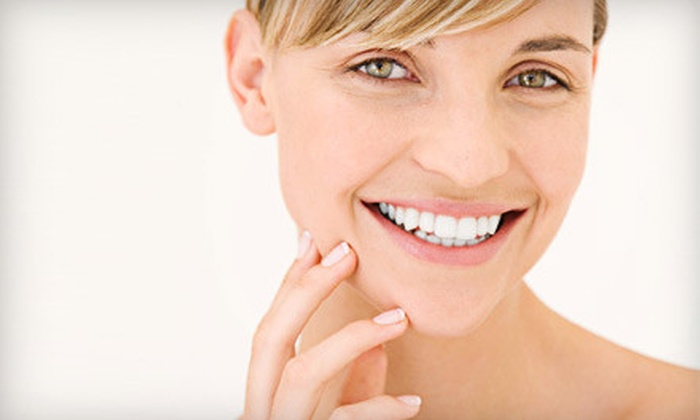 Yousefi Washington Clinic - Foggy Bottom - GWU - West End: Dental Package or Teeth Whitening at Yousefi Washington Clinic