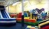 Napa Entertainment & Sports - Napa: Jump House or Gaming-Activities Package at Napa Entertainment & Sports Center