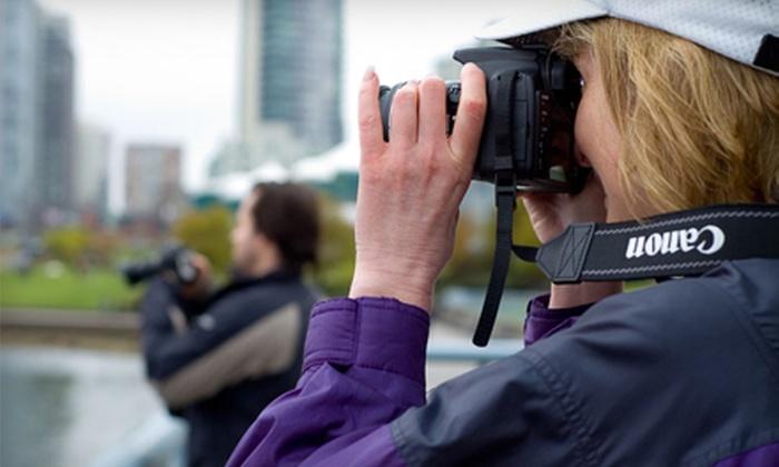 Vancouver Photo Workshops - Mt. Pleasant: $45 for a Digital SLR Camera Photo Seminar at Vancouver Photo Workshops ($99.68 Value