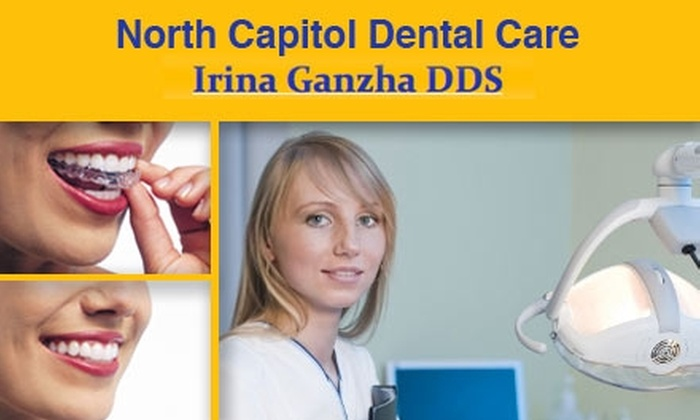North Capitol Dental Care  - Countrybrook Lagoon: $49 for Oral Cleaning, X-Rays, and Exam at North Capitol Dental Care ($170 Value)