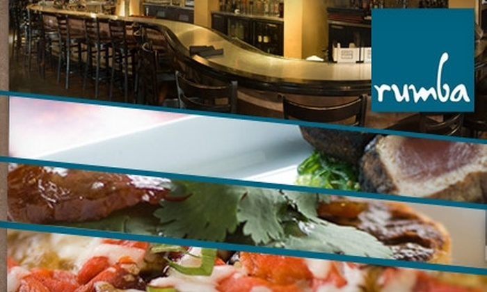 Rumba - Nashville: $10 for $20 Worth of Upscale Latin- and Asian-Inspired Food and Drinks at Rumba