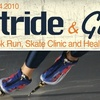 Stride & Glide - Kearns: $18 Admission to the Stride & Glide 5-K Run, Speed-Skating Clinic, and Health Expo on Saturday, August 14, at 8 a.m. ($40 Value)