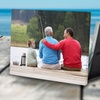 Up to 91% Off Custom Easel-Back Photo Canvases
