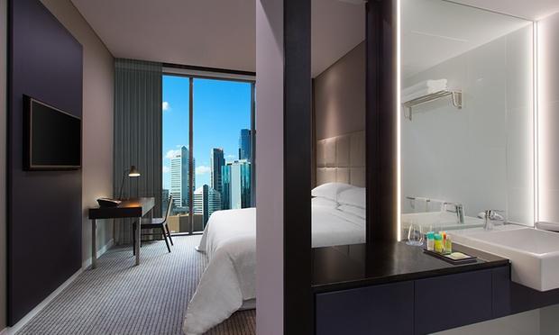 Brisbane: Mystery Hotel Stay 1