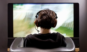 Arena Gaming Center: Two or Four Daily Passes to Arena Gaming Center (Up to 57% Off)