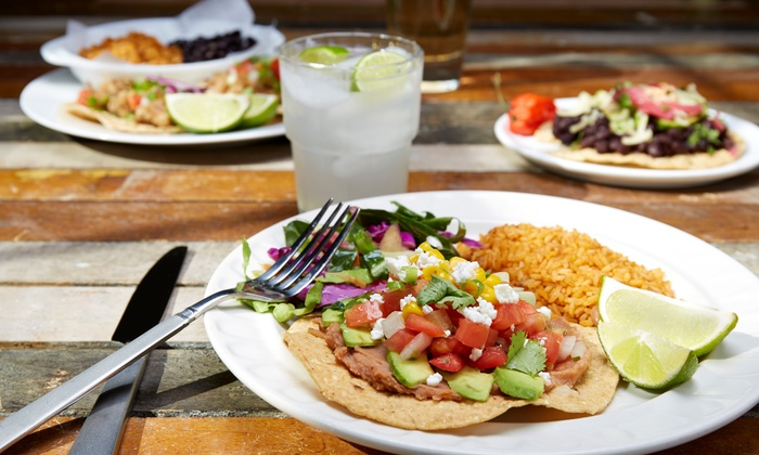 Fuego Coastal Mexican Eatery - Fuego Coastal Mexican Eatery: Lunch or Dinner at Fuego Coastal Mexican Eatery (Up to 50% Off)