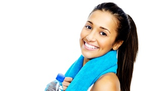 The Women's Club Fitness Center & Day Spa: $45 for a Spa and Fitness Package at The Women's Club Fitness Center & Day Spa ($230 Value)