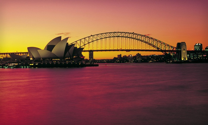 Australian Tour with Airfare - Melbourne: One-, Two-, or Three-City Tour of Australia from Qantas Vacations with Airfare on Qantas Airways, Accommodations, and Some Meals